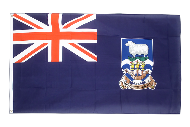 Flag Falkland Islands - 3x5 ft