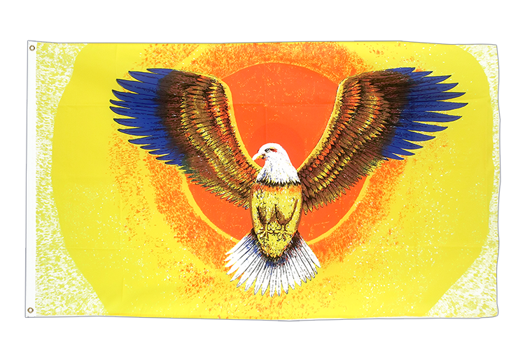 Flying Eagle - 3x5 ft Flag