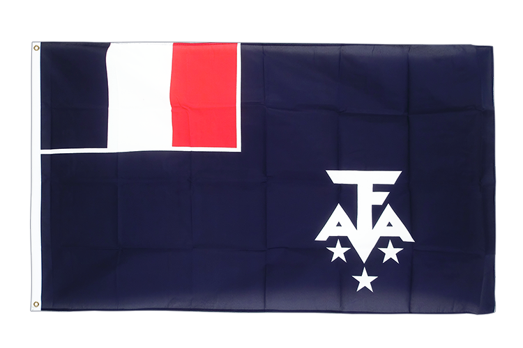 French meridional and antarctic territories - 3x5 ft Flag