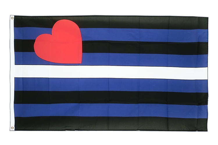 Vente drapeau Gay Pride Leather