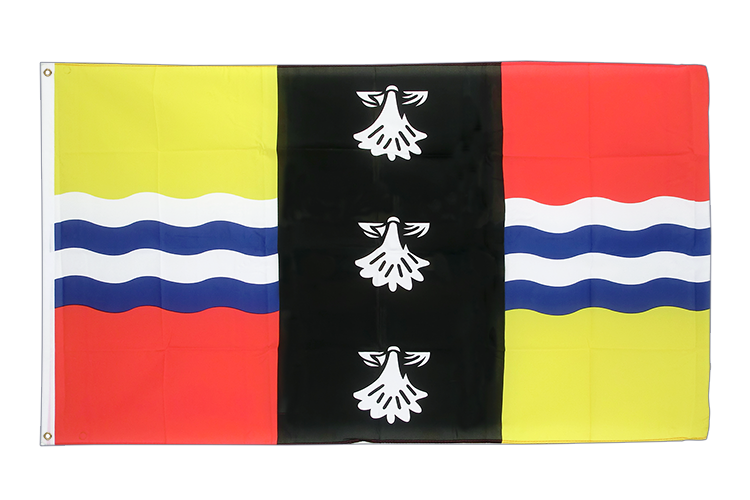 Bedfordshire - 3x5 ft Flag