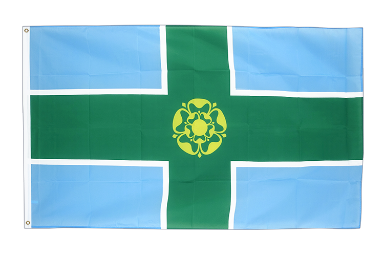 Derbyshire - 3x5 ft Flag