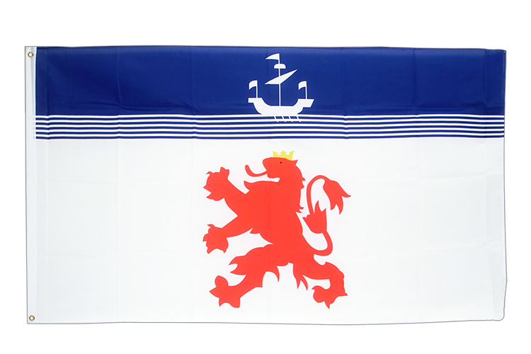 Devon with lion - 3x5 ft Flag