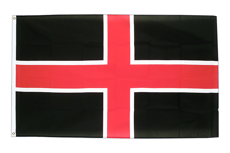 Durham City - 3x5 ft Flag