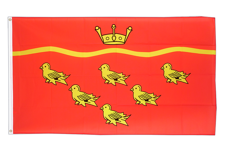 East Sussex Flagge 90 x 150 cm