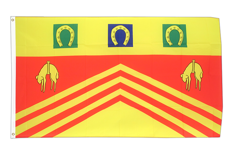 Gloucestershire - 3x5 ft Flag