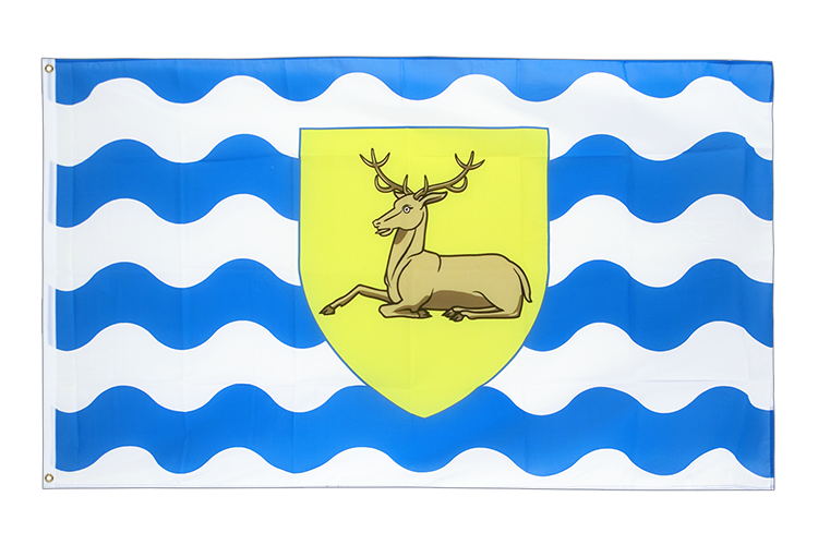 Flag Hertfordshire - 3x5 ft