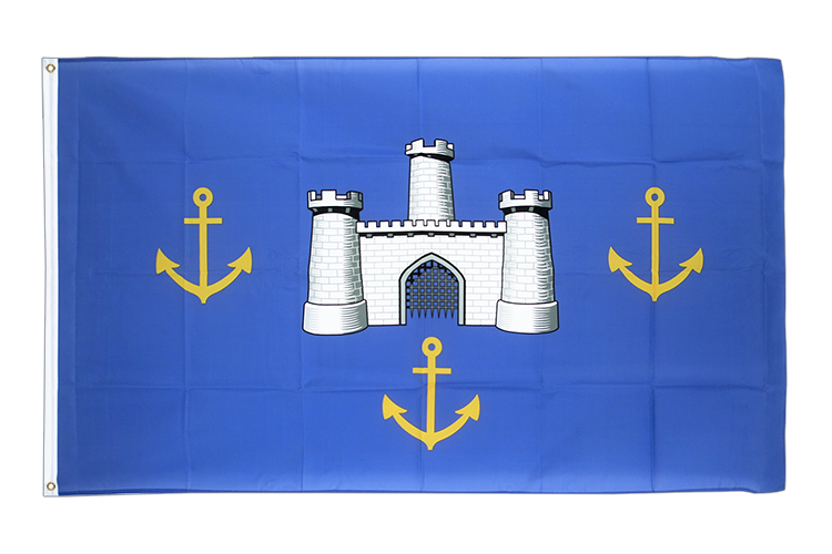Isle of Wight Council - 3x5 ft Flag