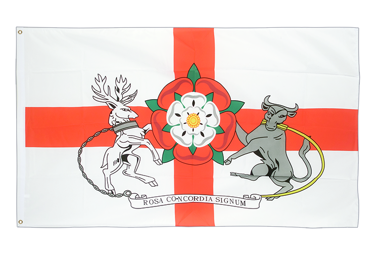 Northamptonshire - 3x5 ft Flag