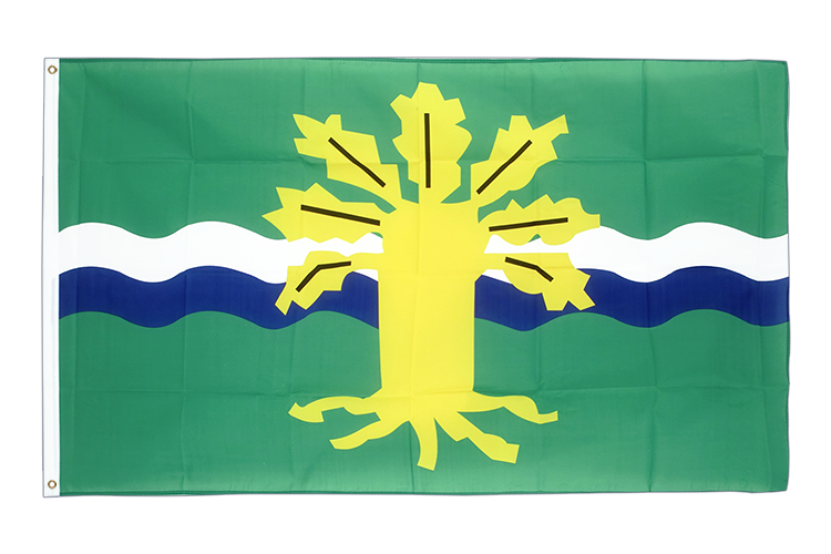 Nottinghamshire - 3x5 ft Flag