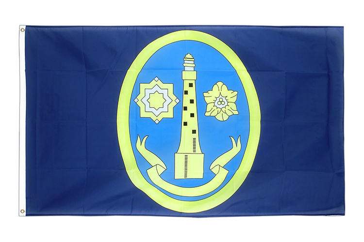 Vente drapeau Sorlingues Îles Scilly Phare