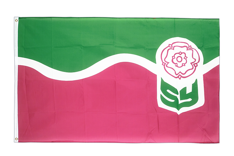 South Yorkshire - 3x5 ft Flag
