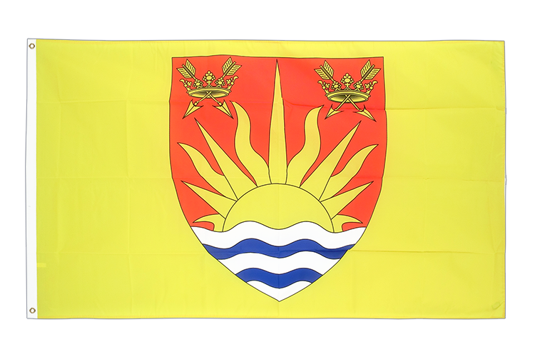 Flag St. Edmund of Suffolk - 3x5 ft