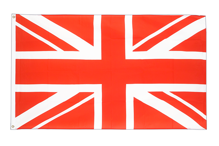 Union Jack red - 3x5 ft Flag