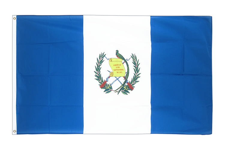 Guatemala - 3x5 ft Flag