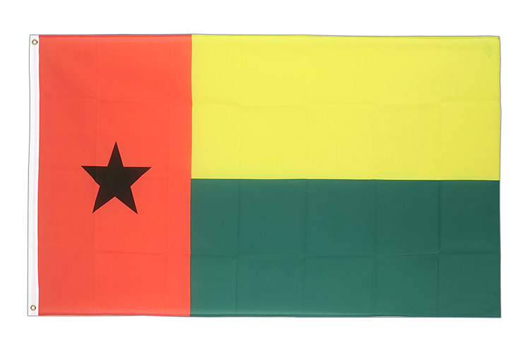Guinea-Bissau - 3x5 ft Flag
