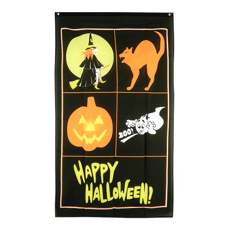Happy Halloween - 3x5 ft Flag