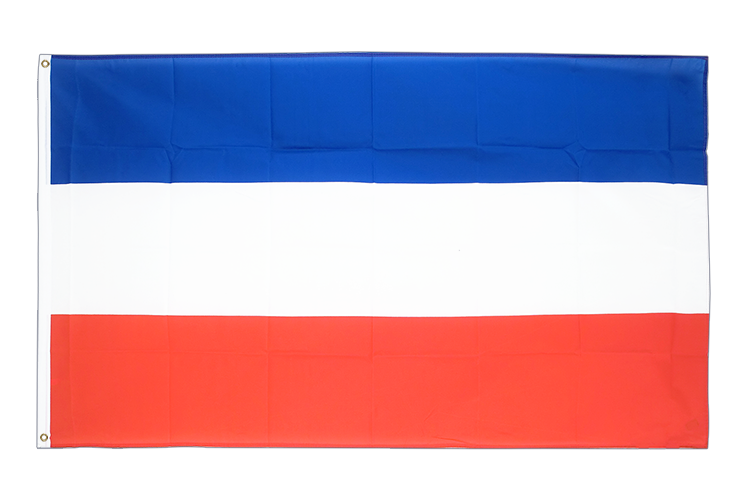 Yugoslavia old - 3x5 ft Flag