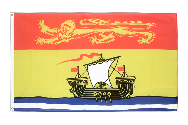 New Brunswick - 3x5 ft Flag