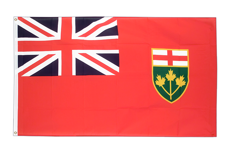 Ontario - 3x5 ft Flag