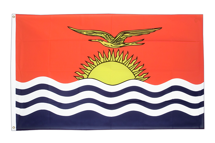 Flag Kiribati - 3x5 ft