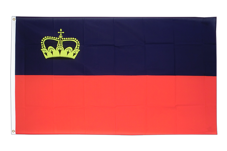Liechtenstein - 3x5 ft Flag