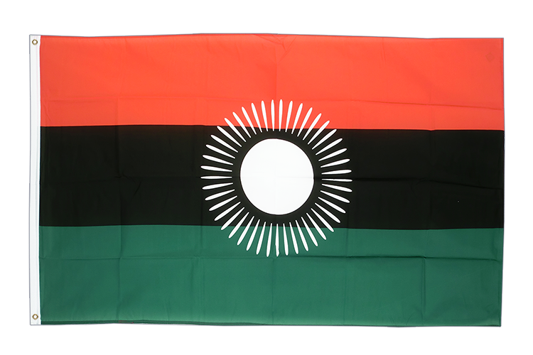 Flag Malawi new - 3x5 ft