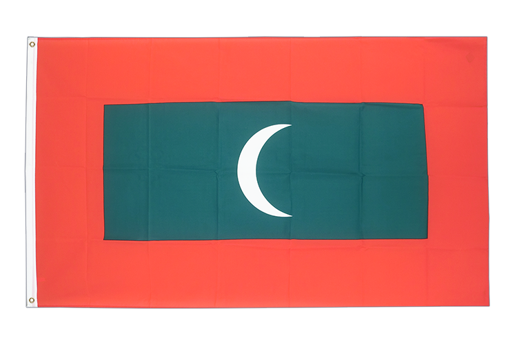 Maldives - 3x5 ft Flag