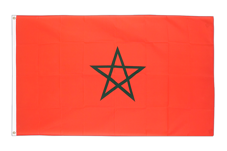 Morocco - 3x5 ft Flag