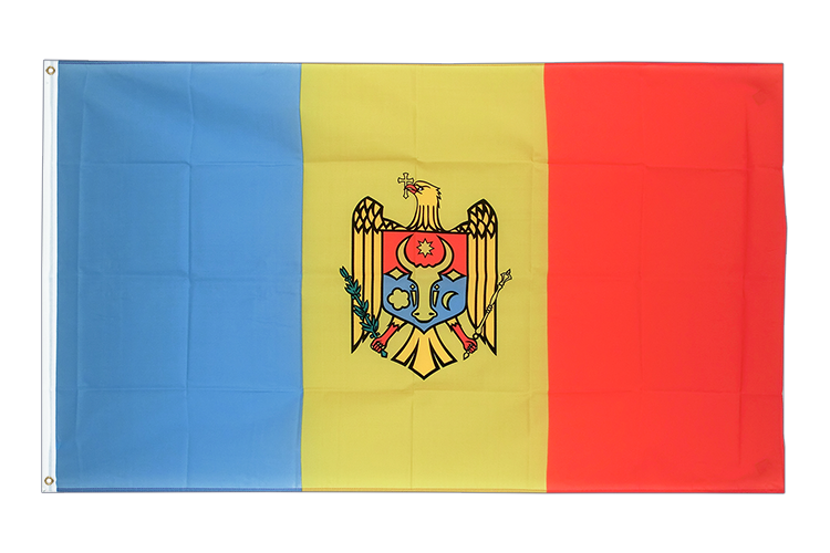 Moldova - 3x5 ft Flag