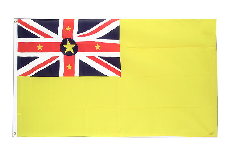 Niue - 3x5 ft Flag