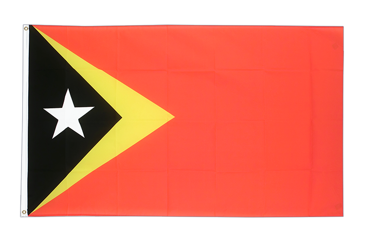 East Timor - 3x5 ft Flag