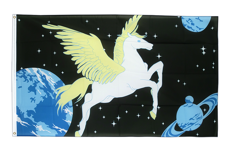 Pegasus - 3x5 ft Flag