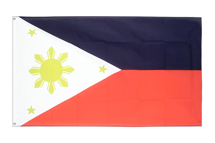 Philippines - 3x5 ft Flag