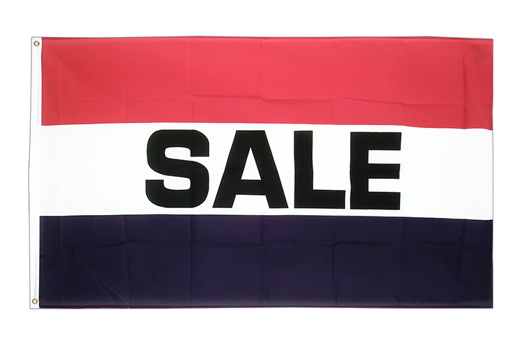 Sale - 3x5 ft Flag