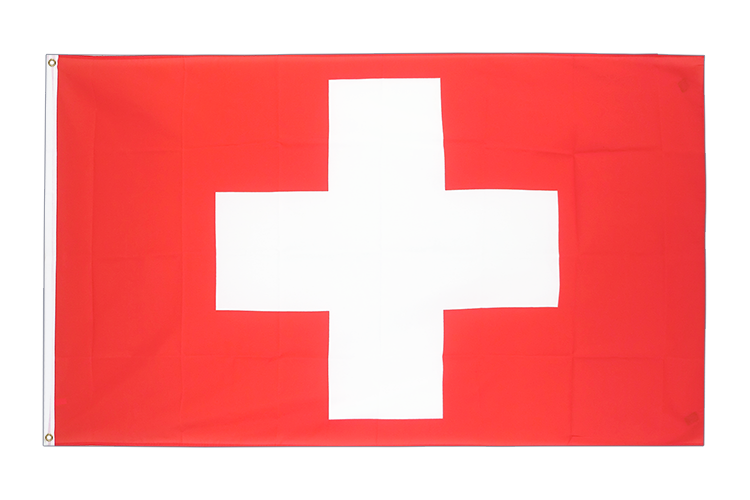 Switzerland - 3x5 ft Flag