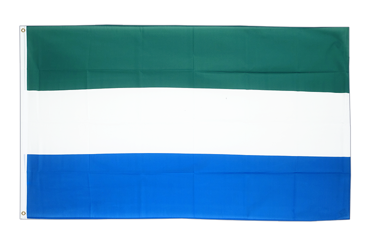 Sierra Leone - 3x5 ft Flag