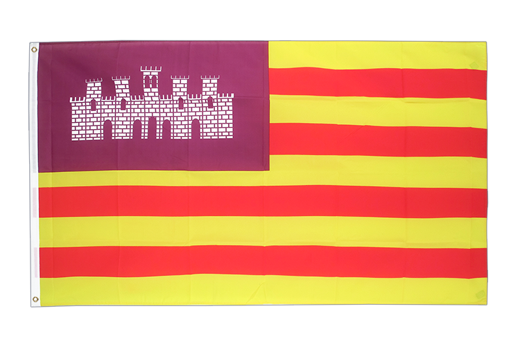 Balearic Islands - 3x5 ft Flag