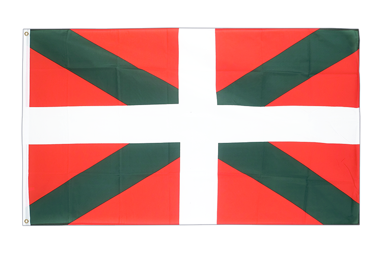Basque country - 3x5 ft Flag