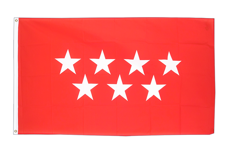 Madrid - 3x5 ft Flag