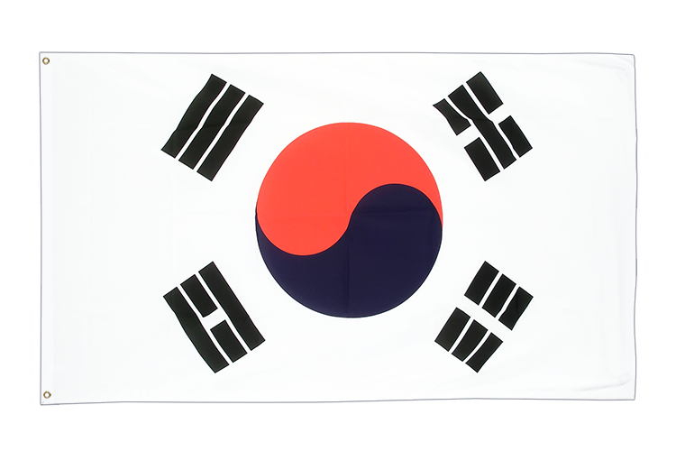 South Korea - 3x5 ft Flag