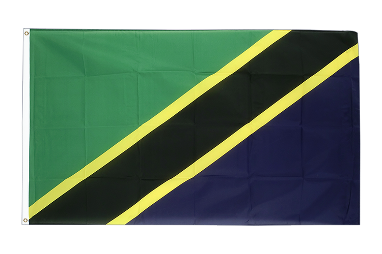 Buy Tanzania Flag - 3x5 ft