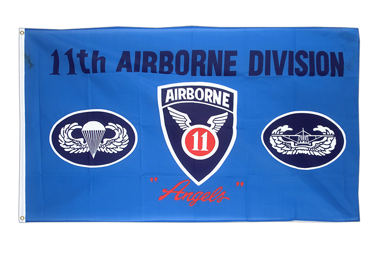 USA 11th Airborne - 3x5 ft Flag