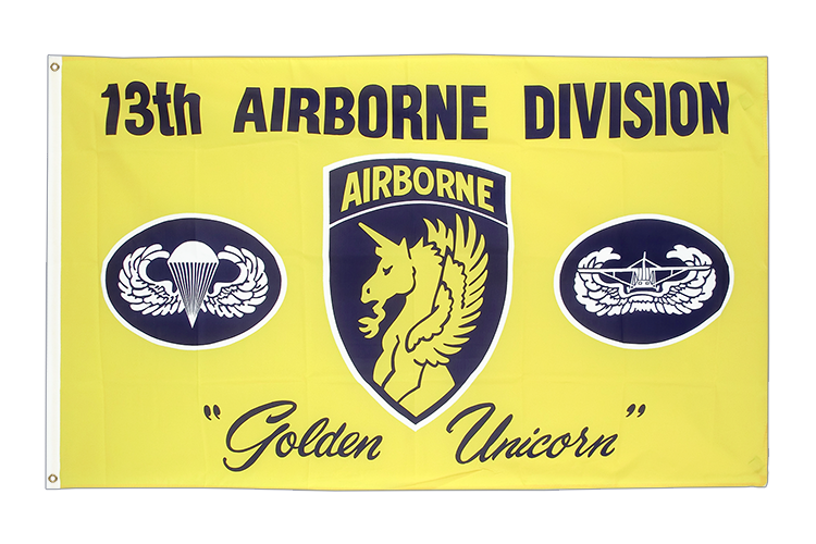 USA 13th Airborne - 3x5 ft Flag