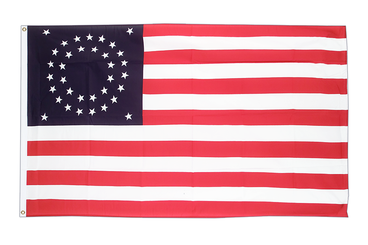 USA 35 Sterne Betsy Ross 1867-1877 Flagge kaufen