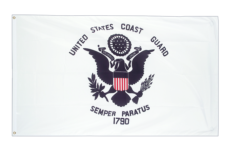 Vente drapeau Coast Guard