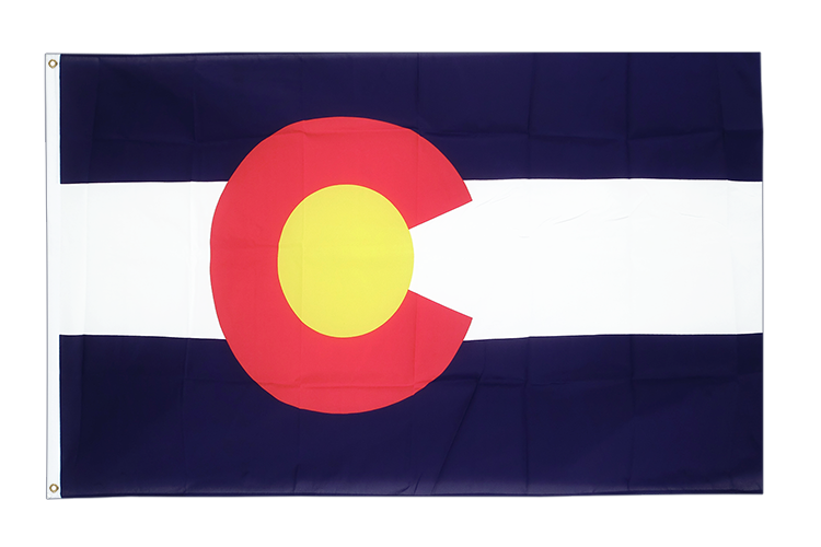 Vente drapeau Colorado