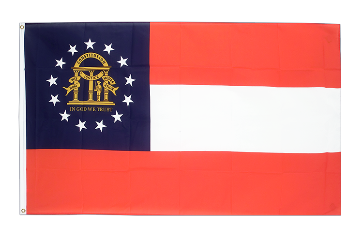 Georgia - 3x5 ft Flag