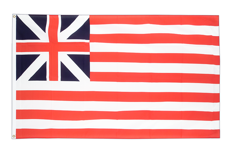 USA Grand Union 1775 - 3x5 ft Flag