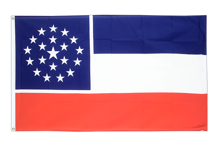 3x5 Mississippi unofficial Flag